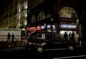 Ночная жизнь Лондона
