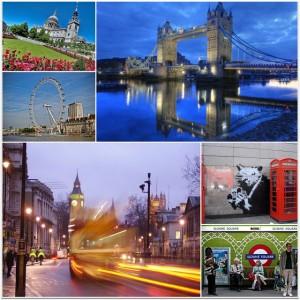 Города Великобритании ТОП 20